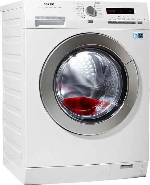 AEG Waschtrockner Lavamat 75694NWD, A, 9 kg / 6 kg, 1600 U/Min