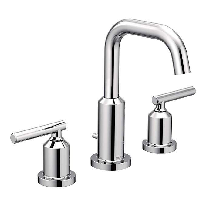 Moen T6142bn Gibson Widespread Bathroom Faucet Trim Kit Brushed