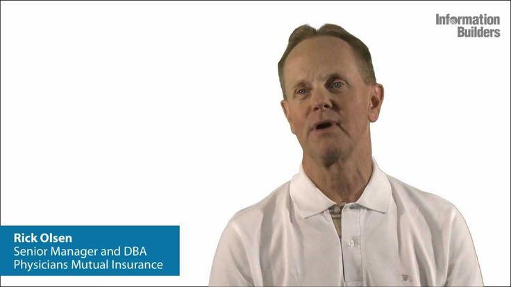 Rick Olsen, Senior Manager and DBA, Physicians Mutual Insurance