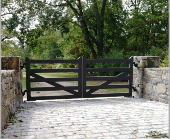 1000 Ideas About Farm Gate On Pinterest Driveway Gate
