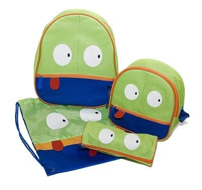 Animal Bag Set - Funky Frog