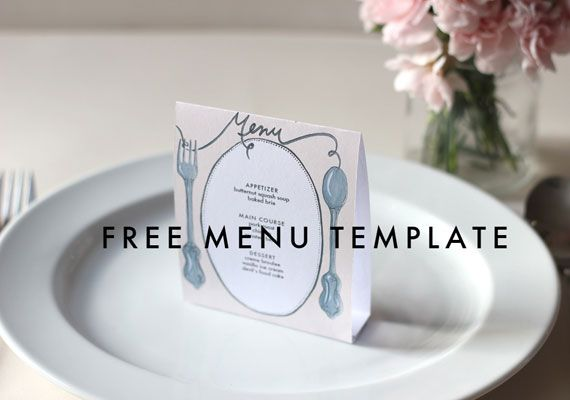 FREE-MENU-TEMPLATE-weddinghowto-thehousethatlarsbuilt-etsyweddings