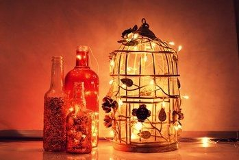 So Pretty! Happy Diwali Guys! :*