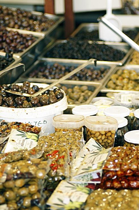 Chania - Market!