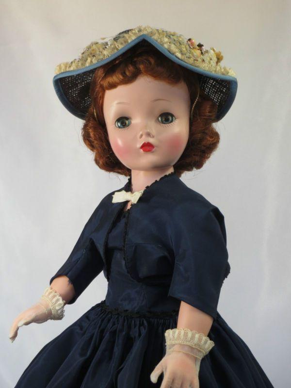 "Madame Alexander 20"" 1955 Cissy Redhead"