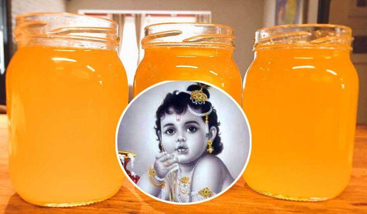Ghee, a manteiga sagrada que encantava o Senhor Krishna