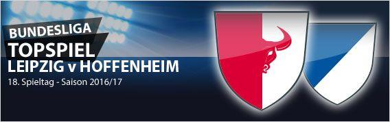 #Bundesliga - der 18. Spieltag. Protagonist des Topspiels ist erneut der Tabellenzweite #RBLeipzig. Dieses Mal ist mit Hoffenheim eine weitere Überraschungsmannschaft dieser Saison zu Gast. Weitere Hits sind u.a. das Westderby zwischen Bayer Leverkusen und Borussia Mönchengladbach sowie der Abstiegsknaller Ingolstadt gegen den HSV. Unsere Vorschau und aktuelle Wettquoten auf:  http://www.meinonlinewettanbieter.com/bundesliga-wetten/18-bundesliga-spieltag-201617-vorschau-und-wettquoten/