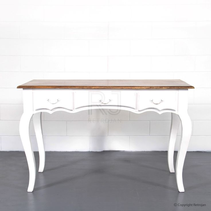 Montpellier French Provincial Writing Table  | $479.00