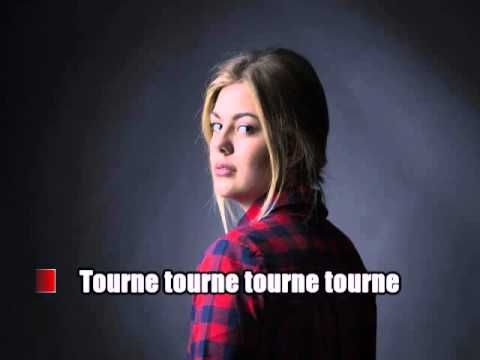 Louane Je tourne Paroles - YouTube