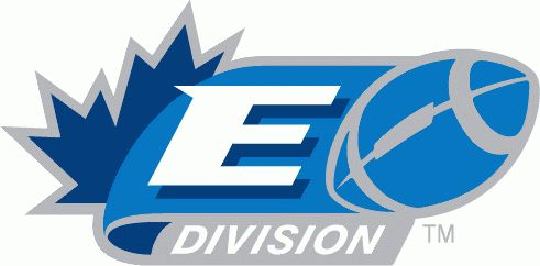 Canadian Football League Misc Logo (2003) - CFL East Division Logo