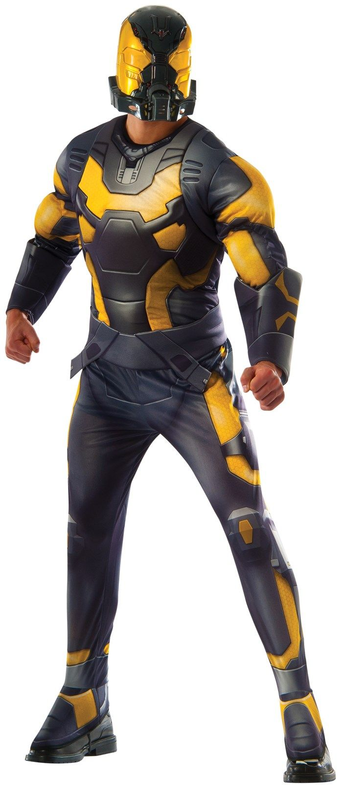 Deluxe Ant Man Yellow Jacket Costume For Adults Adult