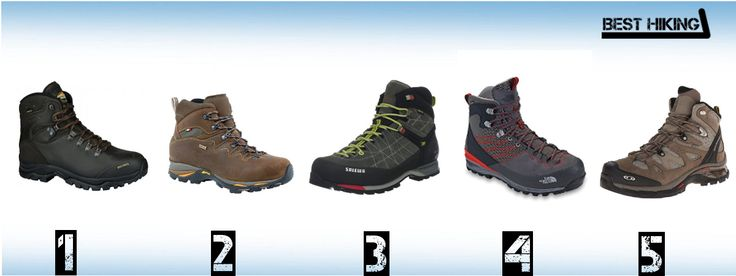 The best hiking boots of 2014 reviewed