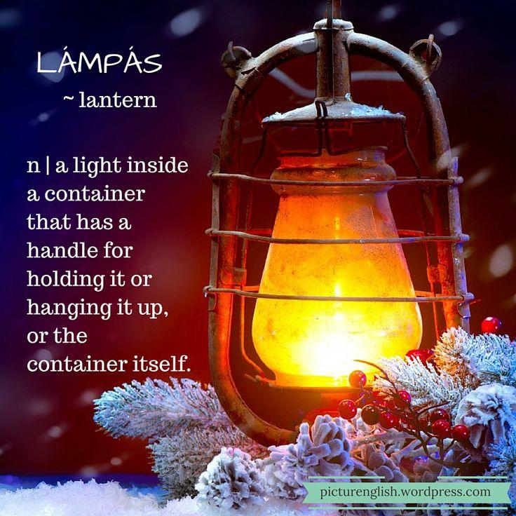 Lantern / Lámpás