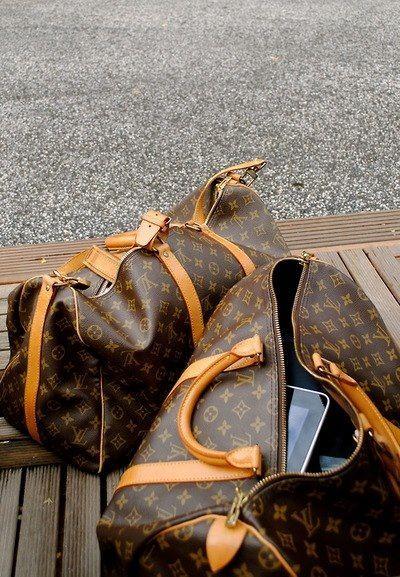 Louis Vuitton weekend Luggage