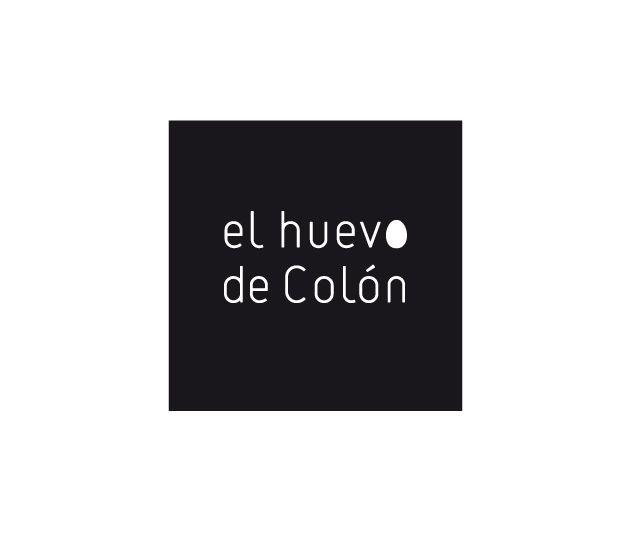 by Canya. Identidad corporativa El huevo de Colon. Logotipo