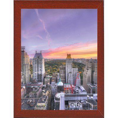 East Urban Home 'Amanecer Oton?al en Central Park Vertical' Photographic Print Format: