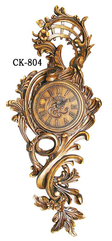 Rakuten design Sooners clock and imported furniture ornaments: Roman Deal of imported furniture