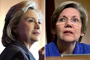 Clinton, Warren and a tale of two book titles - The Washington Post