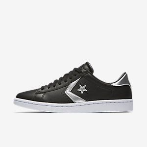 CONVERSE PRO LEATHER LP METALLIC LEATHER LOW TOP
