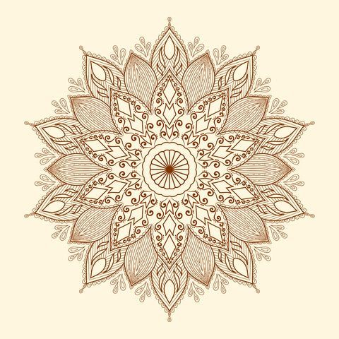 tatouage de Mandala Mandala tatouage signification conceptions mignonnes. 14238