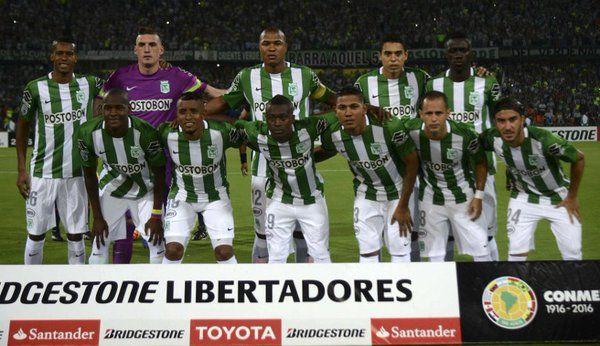 Nacional. Copa Libertadores 2016