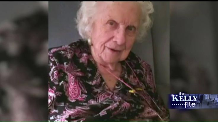 MeetMegynKelly'sNana: she was born in 1915, survived the Great Depression, and believes the greatest invention in her lifetime was the garage door opener. And today, the mother of two, grandmother of five, and great grandmother of 11 turned 99 years young!