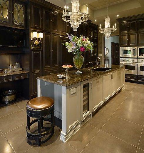 Elegant Kitchens: 61 Best Elegant Kitchens....... Images On Pinterest