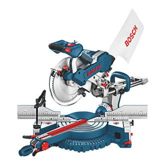 Bosch Professional GCM 10 SD 254mm Double-Bevel The 240V Bosch Professional GCM 10 SD double-bevel sliding mitre saw is a powerful tool which makes cutting angles into timber easier. This saw allows for bevel cutting on both sides and is fitted wit http://www.MightGet.com/january-2017-13/bosch-professional-gcm-10-sd-254mm-double-bevel.asp
