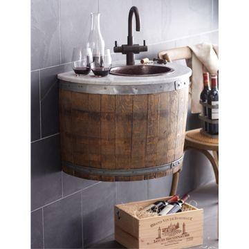 Elegant Wall Mount Bar Sink