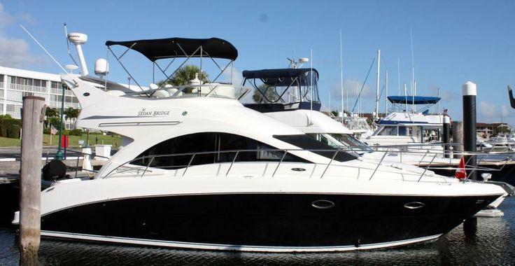 2007 Sea Ray 36 Sedan Bridge Power Boat For Sale - www.yachtworld.com