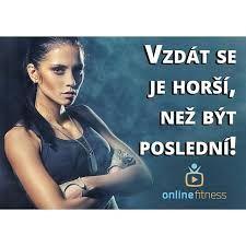 Výsledek obrázku pro fitness motivace