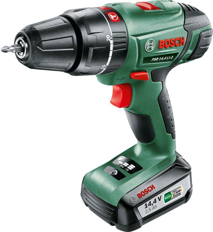 Psb 14 4 Li 2 Drill Cordless Tools Tools