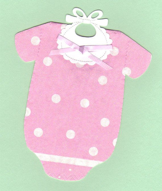 Set of 30 Napkins...Cute Pink Polka Dot Baby by SuriesBoutique, $15.00
