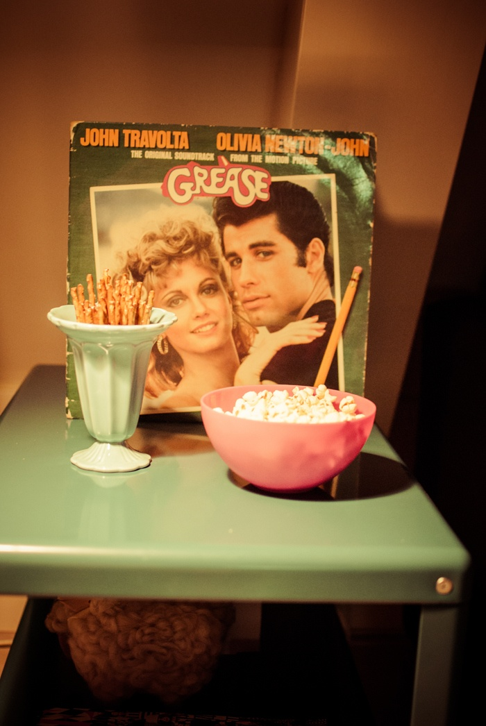 Grease-party