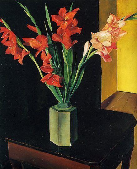 by Sergius Pauser (Austrian 1896-1970)