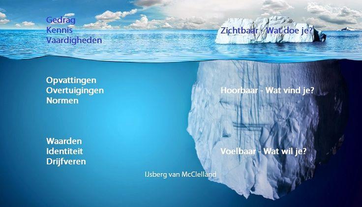 ijsberg mcclelland zichtbaar hoorbaar voelbaar - Google zoeken