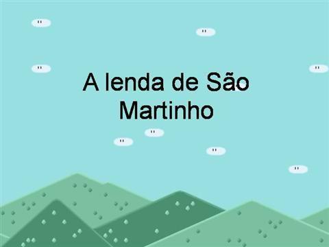A lenda de São Martinho by Paulo70 via authorSTREAM