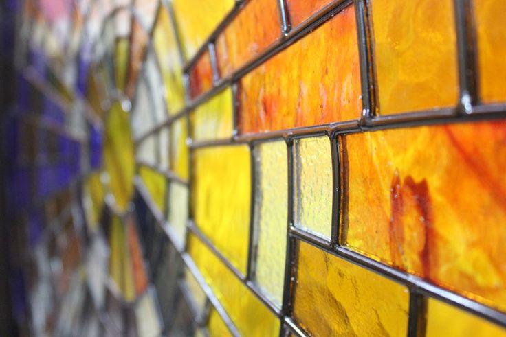 Kerajinan Kaca Patri di Indonesia - Gudang Art