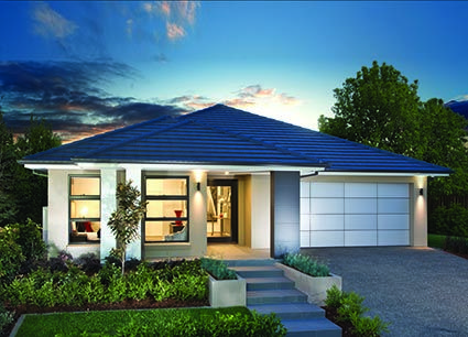 Killara 24 // Single storey home design with four generous sized bedrooms and up to five separate living zones