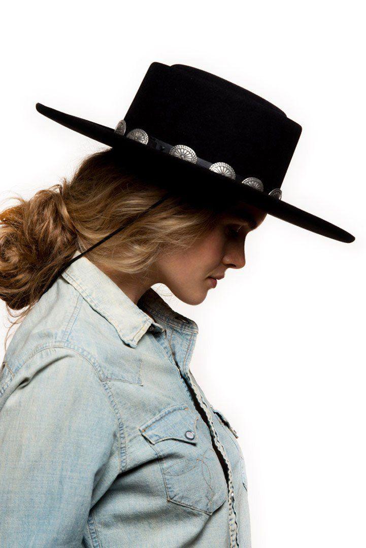 Les Gauchos Bolero Hat - Double D Ranch 4d382e5cbff