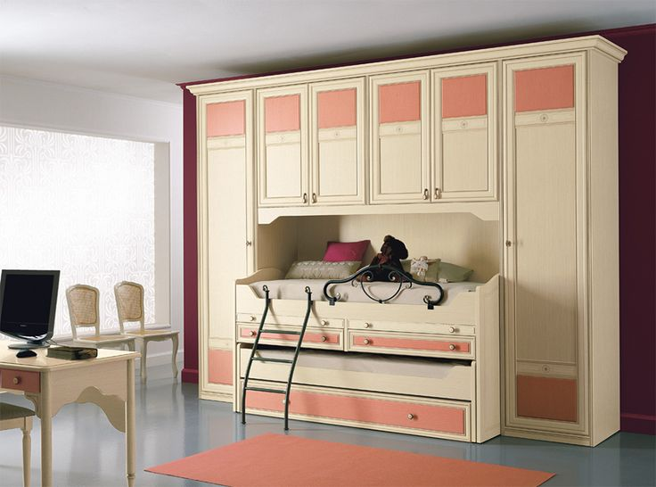 Traditional Bedroom Set Diletta D28 by SPAR, Italy