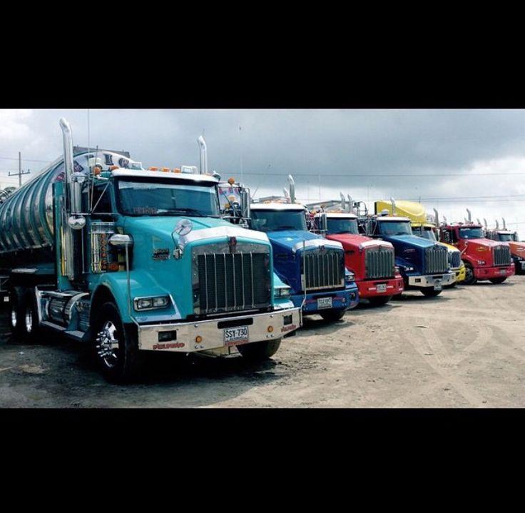Fotografía Empresarial Chemical Transportes