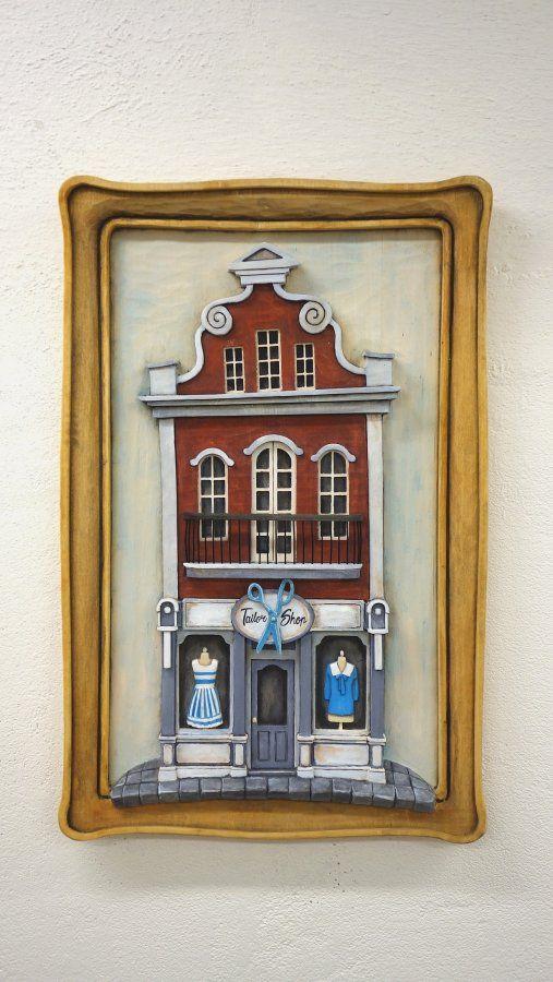 Taylor Shop - Woodcarving ...  Řezbářství Hejkalíci - Tomáš Hejhal