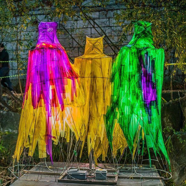#upcycle art #upcycle sculpture #umalong #longsfactory #record sculpture #owl www.umalong.com