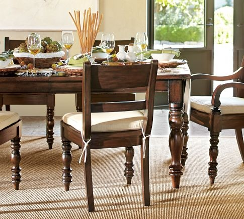 Pinterest The Worlds Catalog Of Ideas - Pottery barn sumner dining table