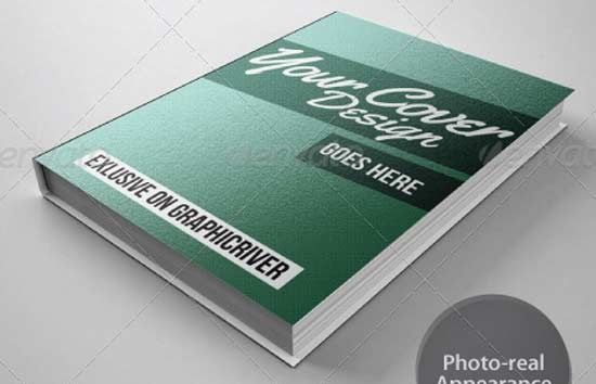 30 Printable Book Cover Design Templates