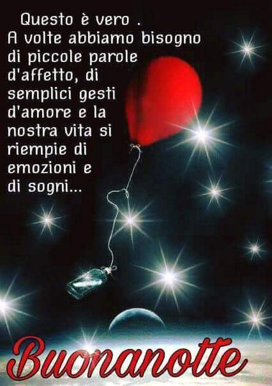 Buonanotte E Sogni D'oro Amici.