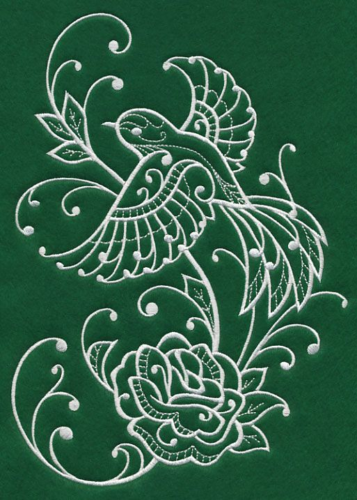 Machine Embroidery Designs at Embroidery Library! - Spring ...