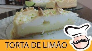 #50 - Como Fazer Torta de Limão