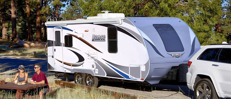 Lance Travel Trailers | Ultra Light Weight Trailers